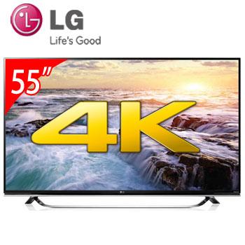 【福利品】 LG 55型 4K 3D 智慧型液晶電視(55UF850T)