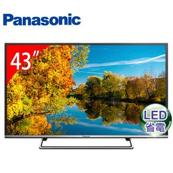 【福利品】 Panasonic 43型LED連網液晶電視(TH-43CS630W)