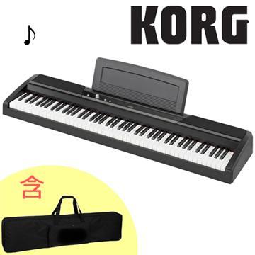 KORG 88鍵電鋼琴+琴袋(SP-170S(黑))