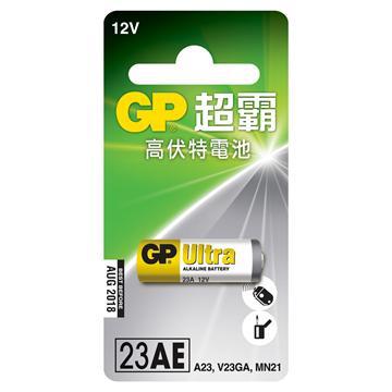 GP超霸高伏特電池23AE x 1入