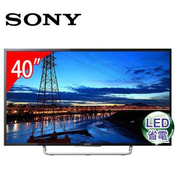 【福利品】SONY 40型LED智慧型液晶電視(KDL-40W700C)