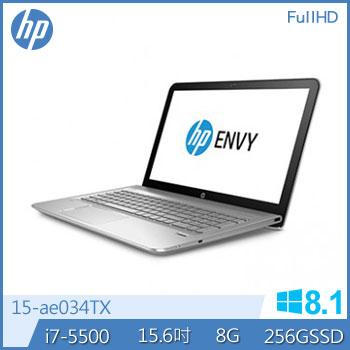 HP 15-ae034TX Ci7 256 SSD GTX950 電競獨顯筆電(15-ae034TX)
