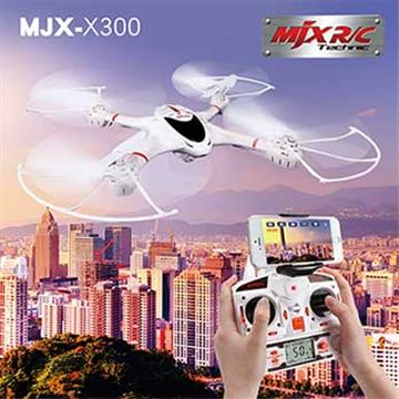【福利品】 idea MJX X-300C 四軸飛行空拍機(A908312)