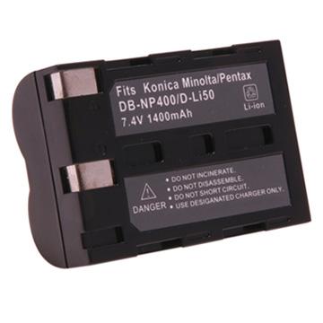 Kamera for Konica NP-400 鋰電池(NP-400 鋰電池)