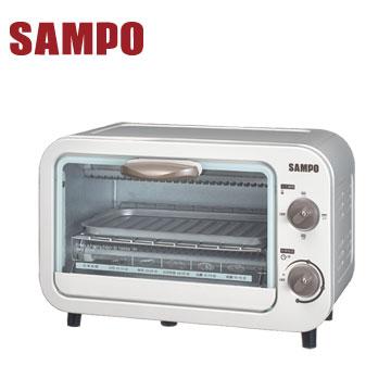 聲寶9L電烤箱