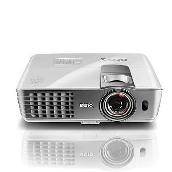 BenQ W1080ST+ Full HD 側投遊戲三坪投影機(W1080ST+)