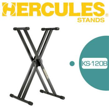 HERCULES 雙X型鍵盤架(KS-120B)
