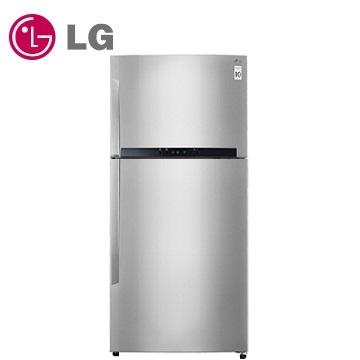 【福利品】LG 525公升雙門變頻冰箱(GN-B560SV)