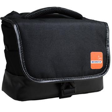 WINER VITA M04相機側背包-黑(VITA M04)