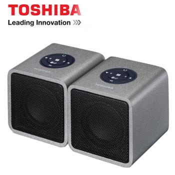 【福利品】TOSHIBA NFC/藍牙揚聲器