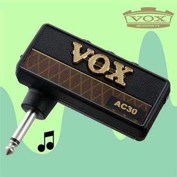 VOX amPlug隨身前級效果器(AC-30破音前級)