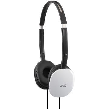 JVC HA-S160頭戴式耳機-白(HA-S160-W)