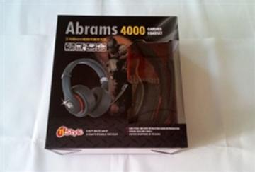 東榮 艾布蘭4000電競耳麥(Abrams 4000)