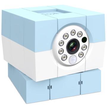 iBabi HD 無線攝影機-粉藍(ACC1308C1AZ)