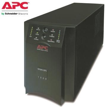 APC 不斷電系統 Smart-UPS(SUA1000-TW)