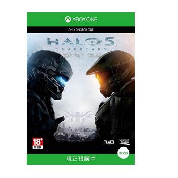 XBOX ONE 最後一戰5:守護中文版