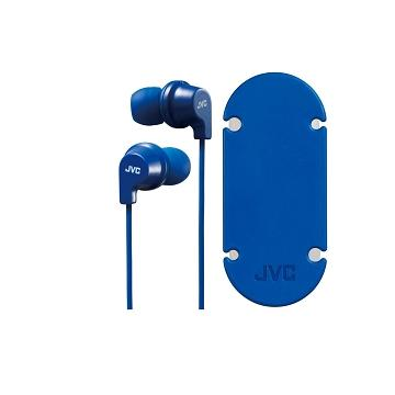 JVC HA-FX19亮彩入耳式耳機(附吸盤捲線器)(HA-FX19)
