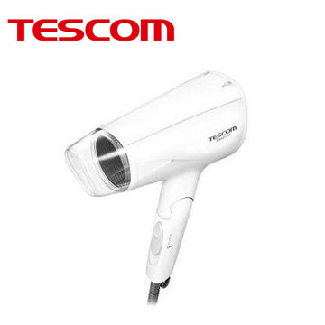 【福利品】 TESCOM 大風量負離子吹風機(粉紅)(展-TID421TW)
