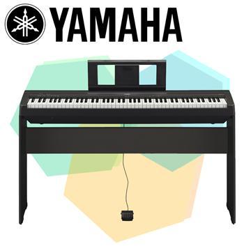 YAMAHA 精簡時尚標準88鍵數位鋼琴(P-45)