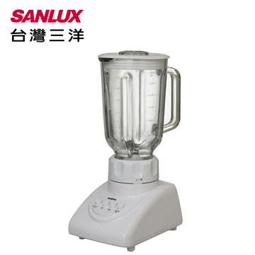 三洋1.5L玻璃杯果汁機(SM-G915)