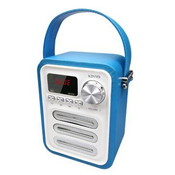 KINYO 藍牙/USB/SD隨身音響(BTS-692)