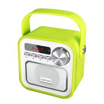 KINYO 藍牙/USB/SD隨身音響(BTS-691)