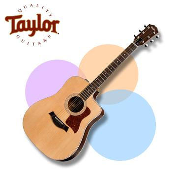 Taylor 泰勒 200系列民謠電木吉他含原廠袋(210ce)