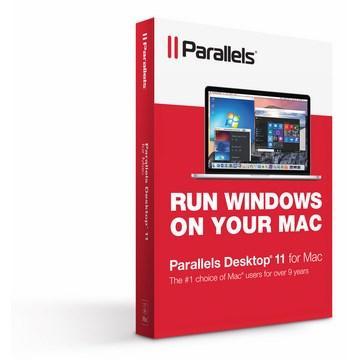 Parallels Desktop 11 for Mac-單人(PD11-單)