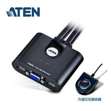 ATEN CS22U 2埠USB KVM多電腦切換器(CS22U)