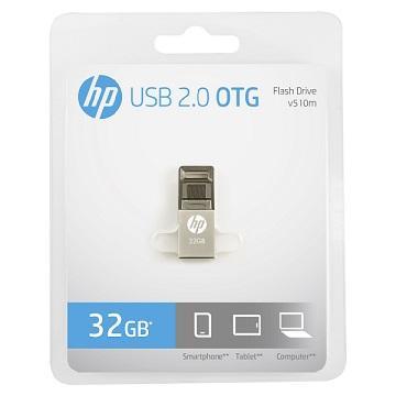 【32G】HP V510M OTG 隨身碟(V510M 32G)