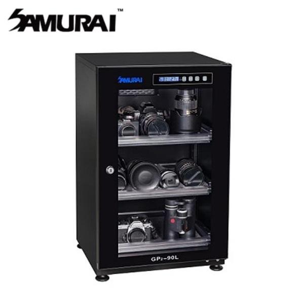 新武士 數位式電子防潮箱 90公升(SAMURAI GP2 90L)