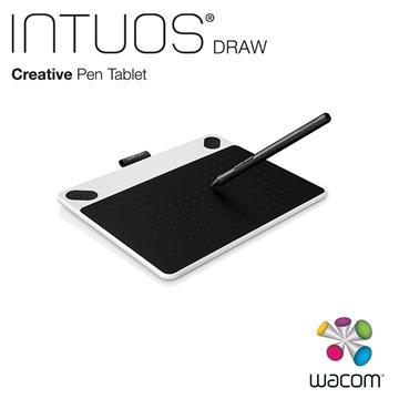 【S】Intuos Draw Pen Tablet - 簡約白(CTL-490/W0-CX)
