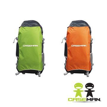 Caseman 卡斯曼 戶外攝影專用大型後背包XXL(AOB6 綠色系)