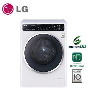 【福利品 】LG 10.5公斤洗脫烘滾筒變頻洗衣機(F1450HT1W)