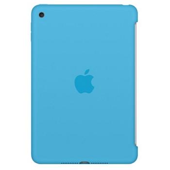 IPAD MINI 4 矽膠護套-藍色