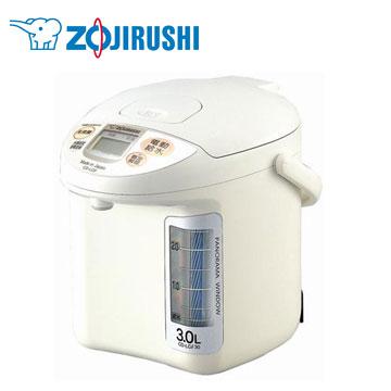 【福利品】象印3L微電腦電動熱水瓶(CD-LGF30/WG)