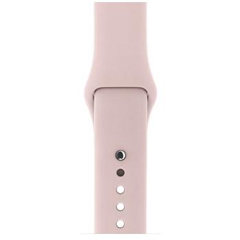 38mm淡紫色運動型錶帶