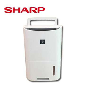 【福利品】SHARP 6.5公升清淨除濕機(DW-F65HT-W)