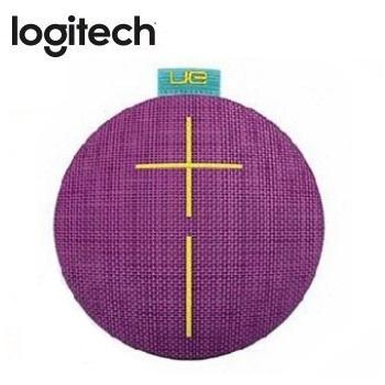 【福利品】Logitech UE藍牙揚聲器(Roll-紫紅色)(984-000537)