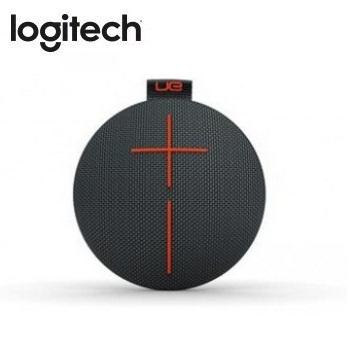 羅技 Logitech UE藍牙揚聲器(Roll-熔岩灰)(984-000508)