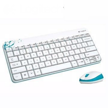 羅技MK240無線鍵鼠組-白(920-006498)