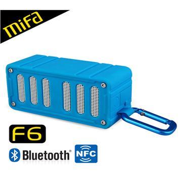 MiFa NFC/藍牙揚聲器(F6-BU(藍))