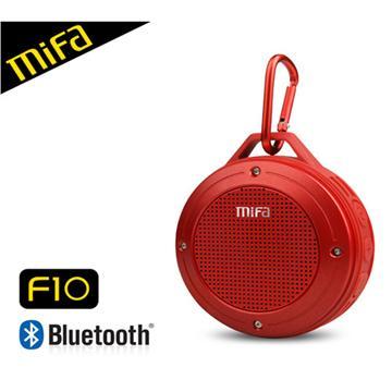 【福利品】MiFa藍牙揚聲器(F10-RD(紅))