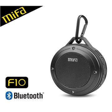 【福利品】MiFa藍牙揚聲器(F10-BK(黑))