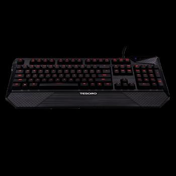 TESORO杜蘭朵終極G1N電競鍵盤(紅軸)(G1NL(TW)RD)