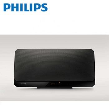 【福利品】PHILIPS 藍牙/USB薄型音響(BTM2460)