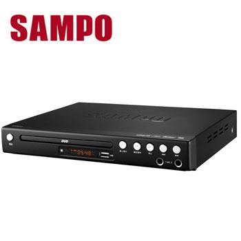 聲寶DVD播放器(DV-TU222B)