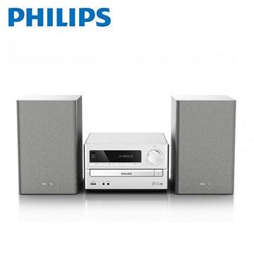 PHILIPS USB/MP3組合音響(MCM2300W)