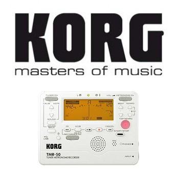 KORG 調音節拍錄音器 白色 公司貨(TMR-50 白色)