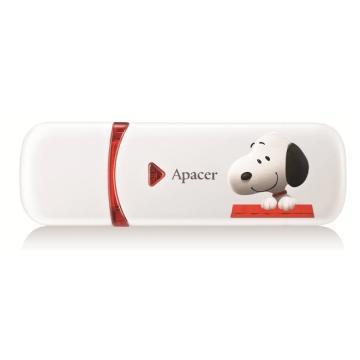 【福利品】【32G】Apacer 史努比 隨身碟(AH333-32G(全)史努比)